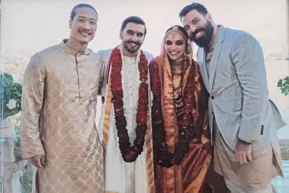 'दीपवीर' के शादी की पूरी कहानी देखिए इन शानदार PHOTOS के साथ, है ना कमाल का कलेक्शन!