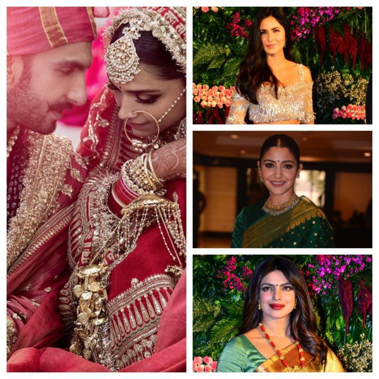 DeepVeer Wedding Reception: कैटरीना कैफ, प्रियंका चोपड़ा समेत इन सितारों को मिला न्योता