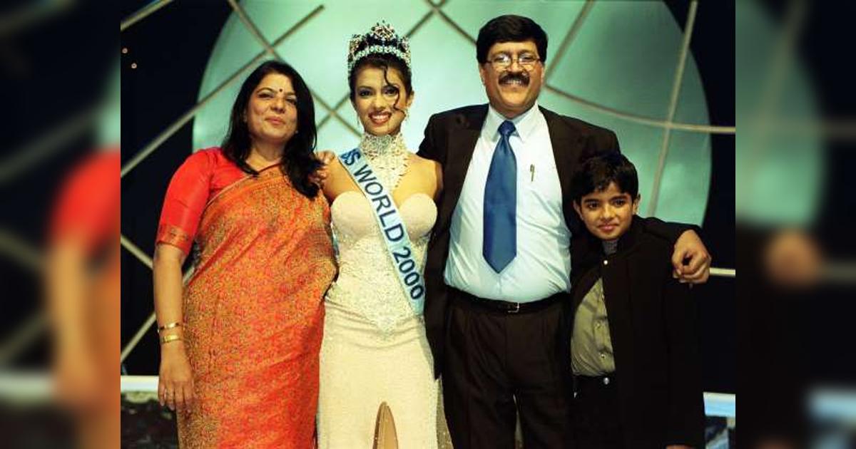 VIDEO: पिता अशोक चोपड़ा को याद कर भावुक हुईं प्रियंका चोपड़ा, सुनाया ये इमोशनल सॉन्ग