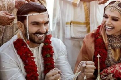 DeepVeer Wedding Photos: खत्म हुआ फैंस का इंतजार, दीपवीर ने शेयर कर दी शादी की तस्वीरें