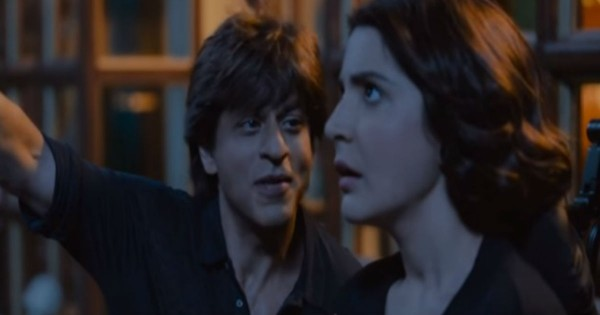 Zero Trailer Release: 'जीरो' में जान डाल रही है अनुष्का शर्मा, कैटरीना कैफ के साथ शाहरुख खान का रोमांस