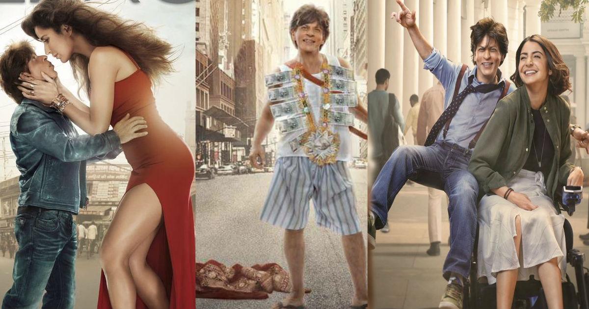 Zero Trailer Release: पोस्टर से बाहर निकले बउवा, कमाल की है शाहरुख खान-अनुष्का शर्मा की केमिस्ट्री