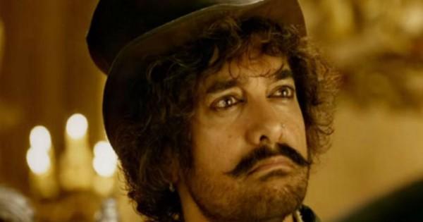 Box office collection: दूसरे दिन नहीं चल ठग्स ऑफ हिंदुस्तान का जादू, कमाए सिर्फ इतने ही करोड़