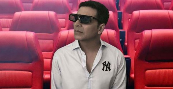 फिल्म 2.0 का इस अंदाज में प्रमोशन कर रहे हैं अक्षय कुमार, VIDEO देख सहम जाएंगे