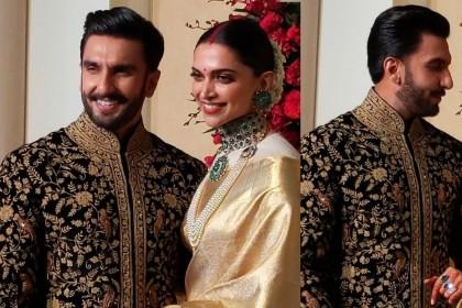 DeepVeer Wedding Reception: देखिए दीपिका पादुकोण और रणवीर सिंह की लेटेस्ट तस्वीरें