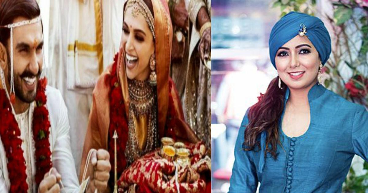 DeepVeer Wedding: विदेशी स्टॉफ को सिखाई गई हिंदी, आनंद करज रस्म में हर्षदीप कौर ने बांधा समां
