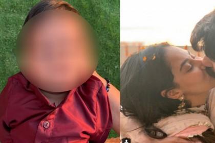 शाहिद कपूर के बेटे जैन की सामने आई पहली झलक,मीरा राजपूत ने कुछ इस अंदाज में शेयर की फोटो