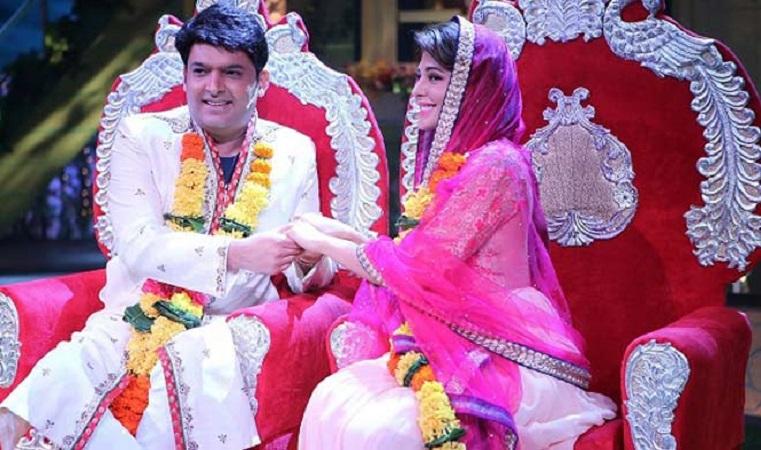 कपिल शर्मा की शादी का कार्ड आया सामने, यहां देखिये FIRST PHOTO