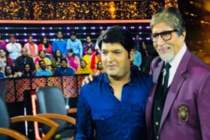 अमिताभ बच्चन के शो KBC 10 के ग्रैंड फिनाले में पहुंचे कपिल शर्मा, जल्द लाने वाले हैं अपना कॉमेडी शो