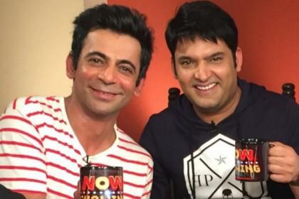 Kapil Sharma और Sunil Grover एक बार फिर होंगे साथ, बॉलीवुड के इस खान की वजह से होने जा रही हैThe Kapil Sharma Show से वापसी