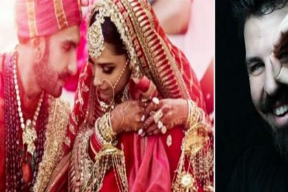दीपवीर की शादी के खूबसूरत पलों को कैप्चर करने के पीछे था इनका हाथ, बड़े-बड़े स्टार हैं इनके फैंस