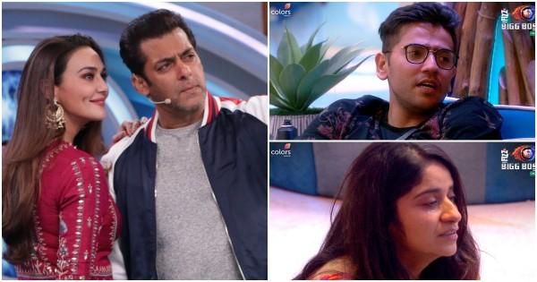 Bigg Boss 12 Weekend Ka Vaar LIVE: प्रीति ज़िंटा ने दिया रोमांटिक टास्क, शिवाशीष और जसलीन का दिखा रोमांस