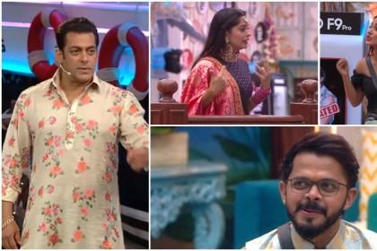 Bigg Boss 12 Weekend Ka Vaar: Hina Khan ने लगाई Dipika Kakar, Sreesanth और Jasleen Matharu की क्लास | Salman Khan