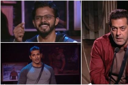 Bigg Boss 12: Salman Khan द्वारा Karanvir Bohra का INSULT, Dipika Kakar ने छोड़ा साथ तो Sreesanth की छूटी हंसी