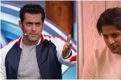Bigg Boss 12 में Salman Khan उड़ा चुके हैं Karanvir Bohra का मज़ाक, अब फैंस कर रहे हैं Salman Khan को ट्रोल