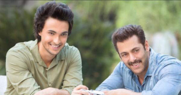 दोबारा अपने जीजा आयुष शर्मा की किस्मत चमकाएंगे सलमान खान, दूसरी फिल्म करेंगे प्रोड्यूस