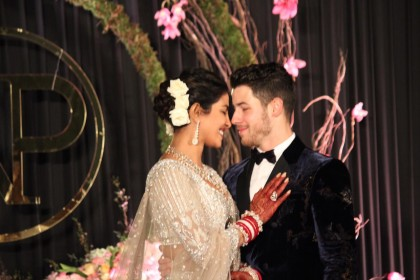 Priyanka Chopra and Nick Jonas honeymoon