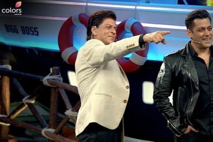 Bigg Boss 12 Weekend Ka Vaar   16 Dec 18 Salman Khan & Shah Rukh Khan ने की सुरभि की तारीफ़