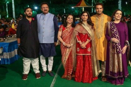 Isha ambani Anand piramal wedding Know about Piramal family