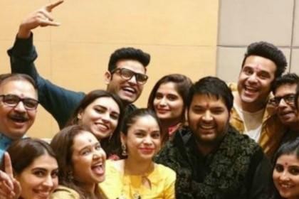Kapil Sharma Ginni Chatrath wedding