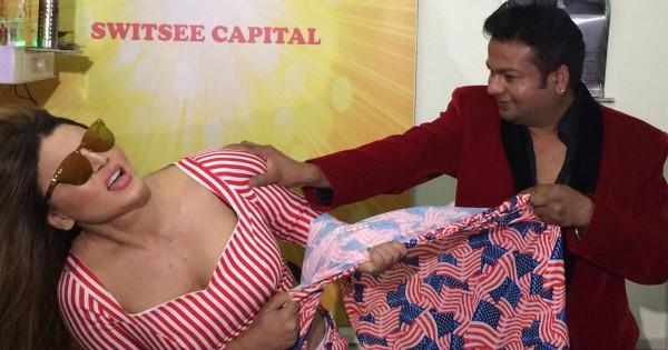 शादी से पहले दीपक कलाल ने खोल दी साड़ी, तो राखी सावंत ने पहनाया मंगलसूत्र, देखिए VIDEO