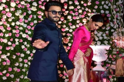 Ranveer Singh Deepika Padukone Dance Video Viral on Social Media