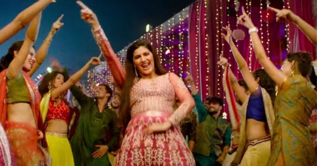 बॉलीवुड में धमाकेदार एंट्री को तैयार सपना चौधरी, 'दोस्ती के साइड इफेक्ट्स' के बाद इस फिल्म में आएंगी नजर
