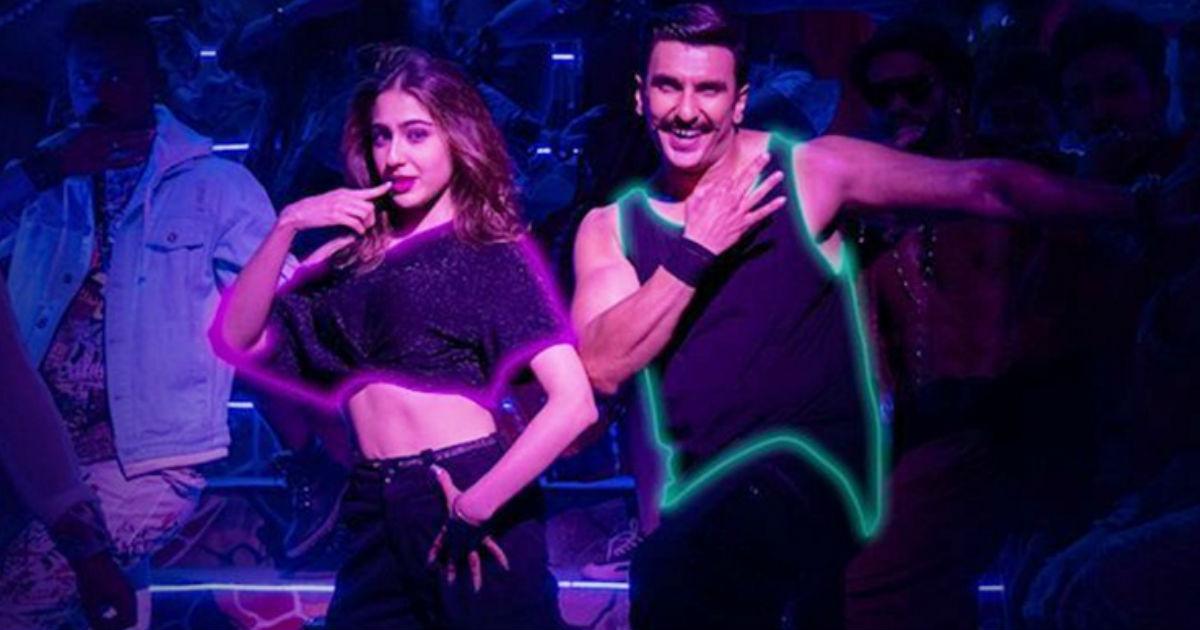 'सिंबा' का पहला गाना 'आंख मारे' रिलीज, दिखी रणवीर सिंह-सारा अली खान की जबरदस्त केमिस्ट्री