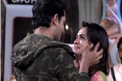 Bigg Boss 12: लंबी जुदाई के बाद शोएब इब्राहिम के गले लगकर रोई दीपिका ककर तो श्रीसंत को साला बनाकर कर दिया खुश