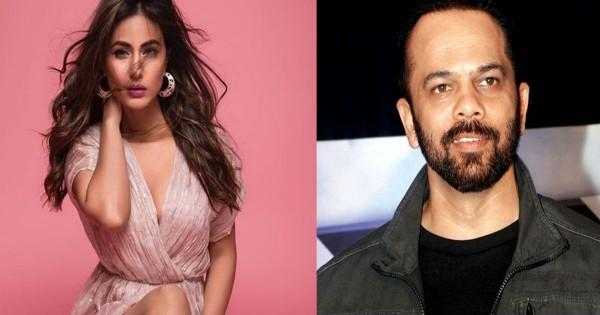 Trending News: फिल्म में हिना खान को मिलेगा इस एक्टर का साथ, जल्द आने वाला है 'खतरों के खिलाड़ी सीजन 9'