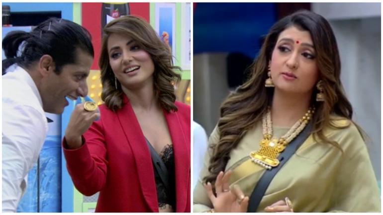 Bigg Boss 12 Day 100 Update: हिना खान ने कराये घरवालों से अजीबो-गरीब काम, दर्शकों को आया मजा