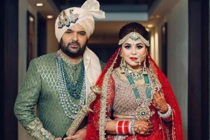 Kapil Sharma Wedding Live: कपिल शर्मा और गिन्नी चतरथ की हुई शादी, बॉलीवुड-TV के मशहूर कॉमेडियन बने गवाह