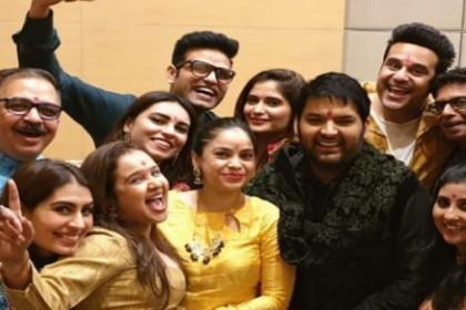 कपिल शर्मा-गिन्नी चतरथ की शादी में चार चांद लगाने पहुंचे देश के बेहतरीन कॉमेडियन, भारती सिंह कुछ ऐसे आईं नजर