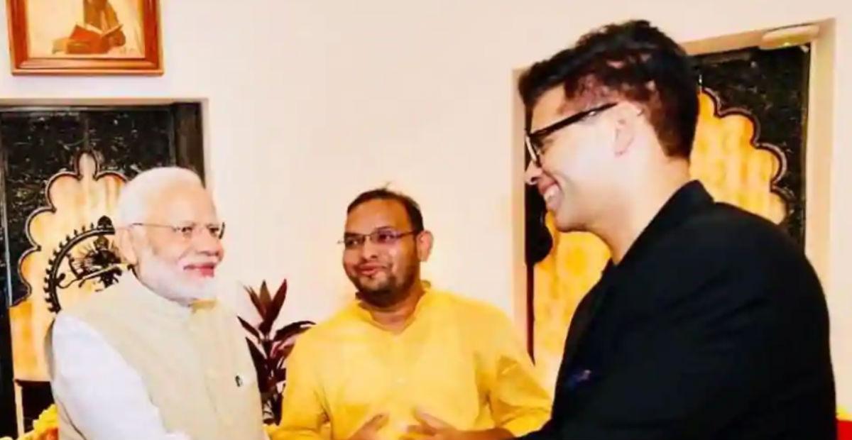 बॉलीवुड इंडस्ट्री के प्रतिनिधिमंडल ने की पीएम मोदी से मुलाकात, अक्षय कुमार-करन जौहर भी थे मौजूद