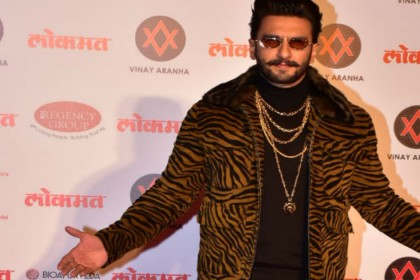 दीपिका पादुकोण के बिना कुछ यू नजर आए रणवीर सिंह, सारा अली खान को देख धड़क उठे लाखों दिल