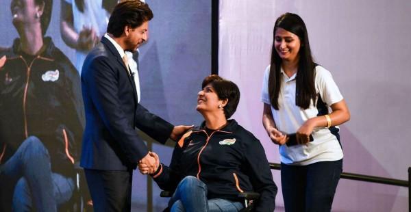 पैरा-एथलीटों के लिए शाहरुख खान ने किया ऐसा काम, जिसे देखकर खुश हो जाएंगे 'बउआ सिंह'