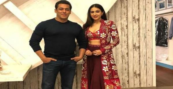 बिग बॉस के घर में प्यार की हवा, सारा अली खान-सुशांत सिंह राजपूत सलमान खान से मिलकर करेंगे धमाल