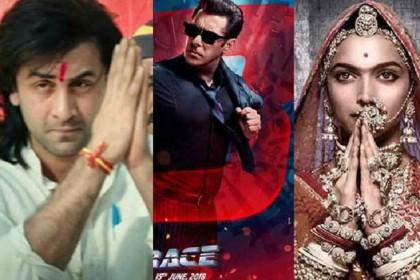 ये हैं साल 2018 में सबसे ज्यादा कमाई करने वाली TOP 10 फिल्मों की लिस्ट, Badhai Ho भी है शामिल