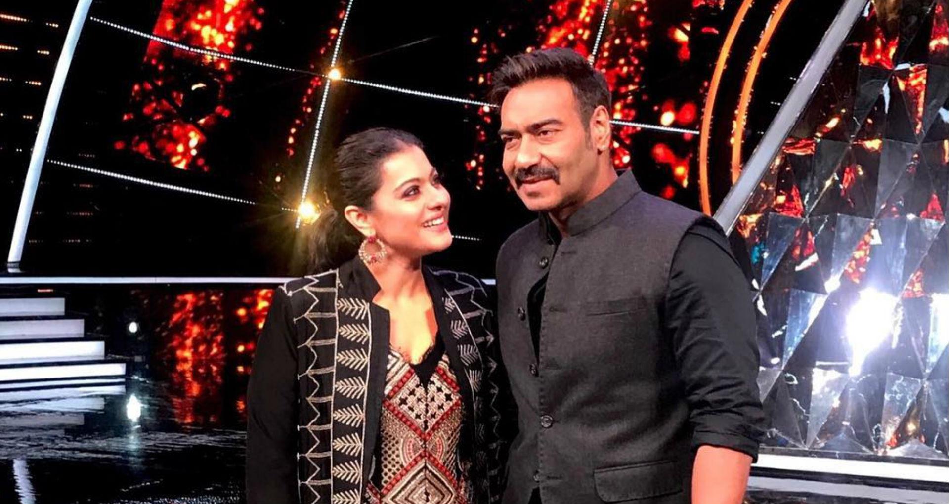 फिल्म तानाजी में साथ आए रियल कपल, अजय देवगन की पत्नी का किरदार निभा रही हैं काजोल!