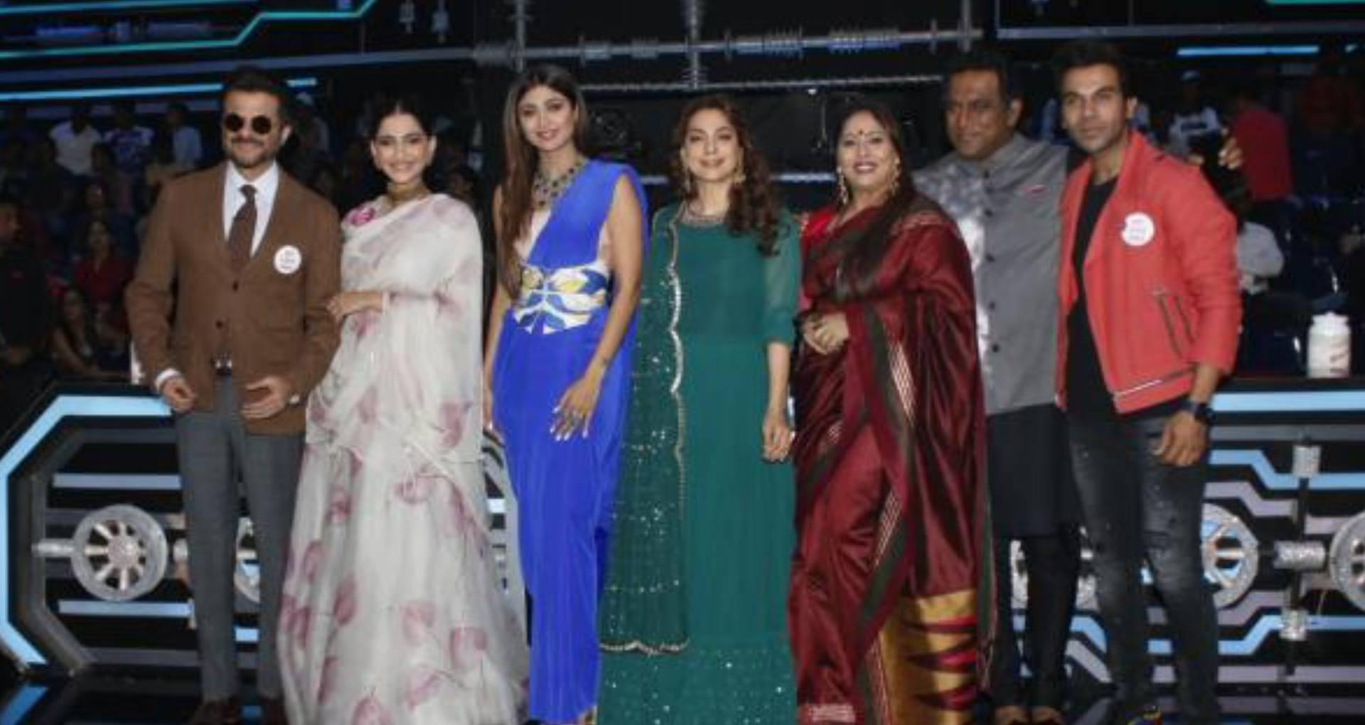 Ek Ladki ko Dekha to Esa laga Cast In Super Dancer