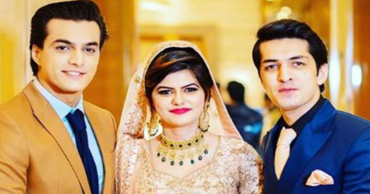 परफेक्ट भाई बन 'ये रिश्ता क्या कहलाता है' के मोहसिन खान ने दिया बहन जेबा का साथ, दूल्हे को दी ये नसीहत