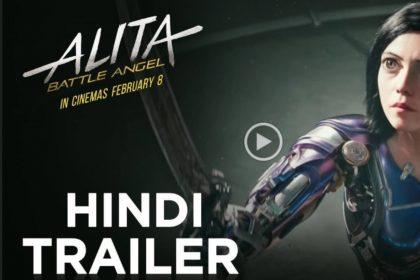 lita Battle Angel hindi Trailer