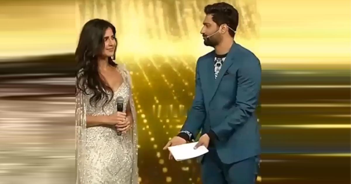 वीडियोः विक्की कौशल ने जब कैटरीना कैफ से पूछा शादी के बारे में, तो सलमान खान ने दिया ये रिएक्शन