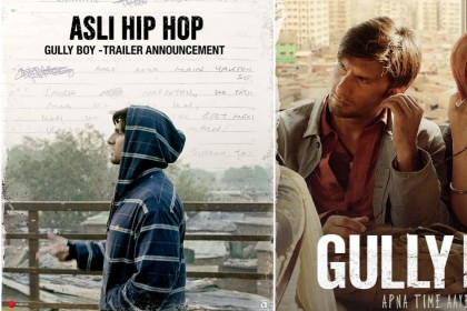 Ranveer singh film Gully boy rap teaser