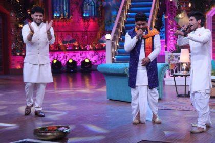 The Kapil Sharma Show indian Idol 10