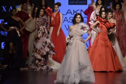 Yami Gautam In Lakme Fashion Week 2019