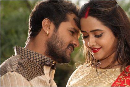 खेसारी लाल यादव और काजल राघवानी का रेन डांस देख आप अक्षय कुमार और रवीना टंडन की हॉट केमस्ट्री भूल जाएंगे