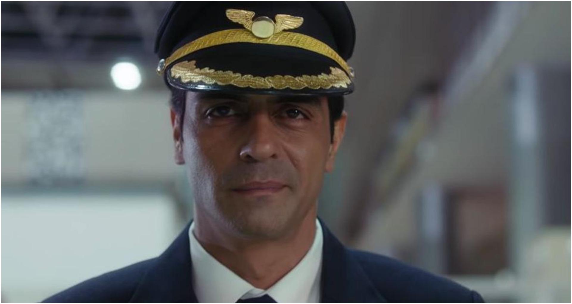 अर्जुन रामपाल की वेब सीरीज 'द फ़ाइनल कॉल' का टीजर रिलीज हुआ, पहली बार सनकी पायलेट का किरदार पर्दे पर