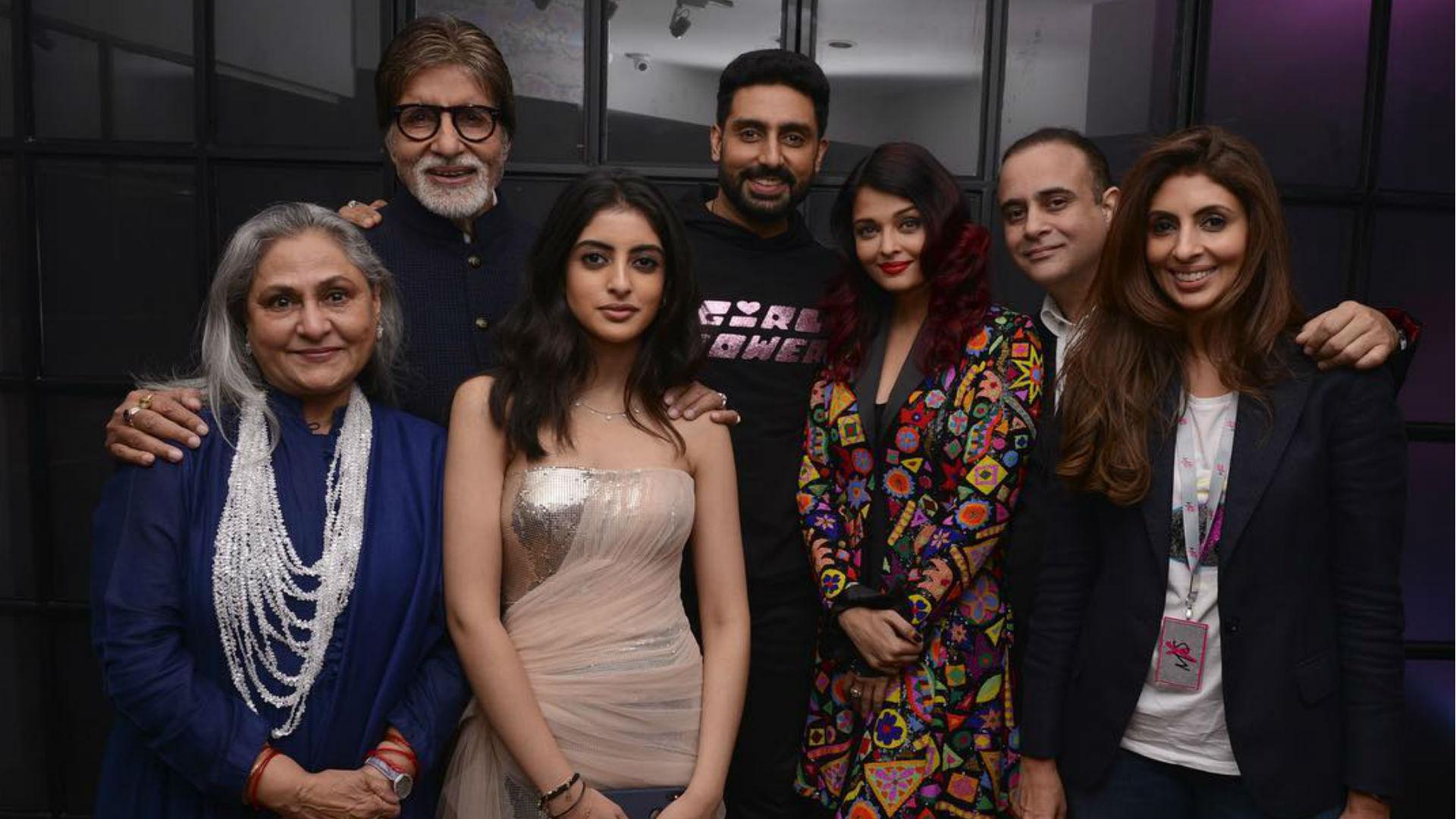 बिग बी के बॉलीवुड में 50 साल पूरे, अभिषेक बच्चन ने लिखा- आज भी पहले दिन की तरह ही एनर्जेटिक रहते हैं पापा