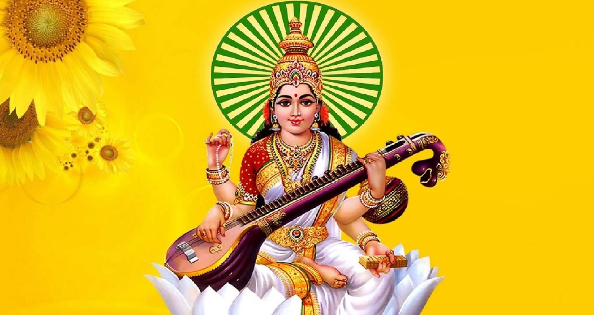 बसंत पंचमी 2019: पीले वस्त्र पहनकर की जाती है मां सरस्वती की पूजा, जानिए इस रंग का महत्व और प्रभाव
